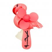 Mini Ventilador Portátil Manual Flamingo