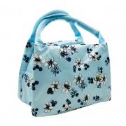 Necessaire Térmica Floral Azul