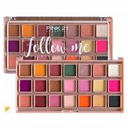 Paleta De Sombras Follow Me Pink 21