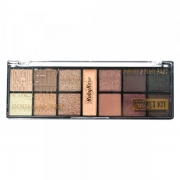 PALETA DE SOMBRAS POCKET NAUGHTY BY NATURE Ruby Rose