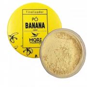 Pó Banana Finalizador Mori Makeup