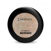 Pó Compact Matificante Zanphy