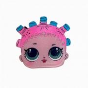 Presilha Infantil Com Glitter Lol Roller Sk8er