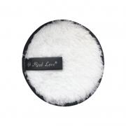 Real Love Esponja Branca Grande Macia Para Maquiagem