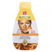 Ruby Kisses Máscara Dourada Peel Off Revitalizante Ouro 24k