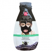 Ruby Kisses Máscara Preta Peel Off Purificante Carvão Detox