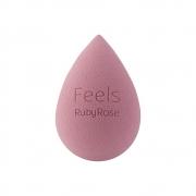 Ruby Rose Esponja de Precisão para Maquiagem Soft Blender