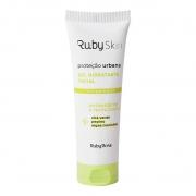 Ruby Rose Gel Hidratante Facial Linha Ruby Skin Proteção Urbana