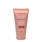 Ruby Rose MÁSCARA FACIAL ARGILA ROSA