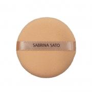 Sabrina Sato Esponja Média Macia Com Alça Para Maquiagem