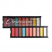 Sp Colors Paleta De Sombras Obsession Shadow Palette A