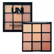 Uni Makeup Paleta De Iluminador 9 Cores