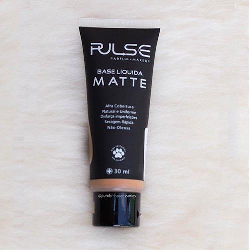 BASE LÍQUIDA MATTE Pulse-cor 4
