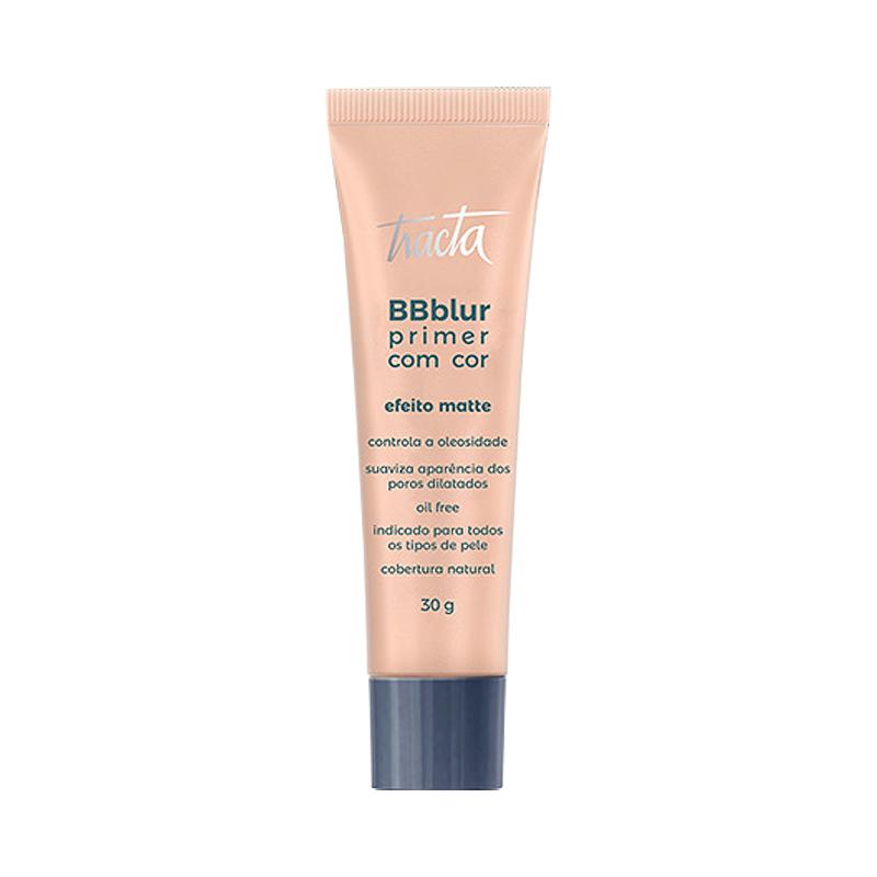 BBblur PRIMER COM COR EFEITO MATTE Tracta-médio