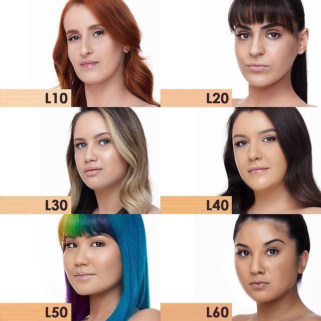 Bruna Tavares Base Líquida BT Skin - L60