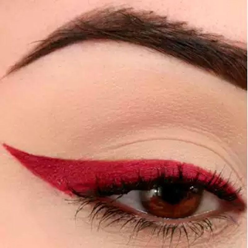 Bruna Tavares BT Velvet 2X1 Primer e Sombra Líquida Aveludada - Cherry