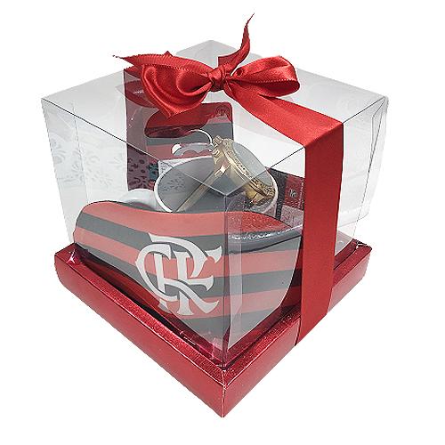 Caixa Dia dos Namorados Flamengo