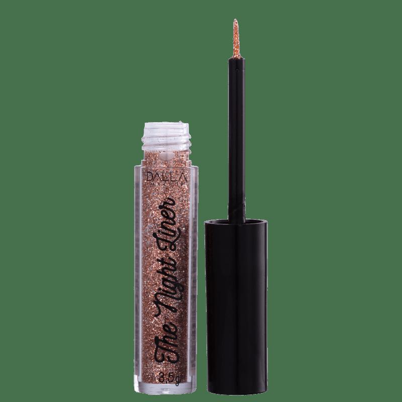 Dalla Make Up Delineador Glitter The Night Liner Fantasy