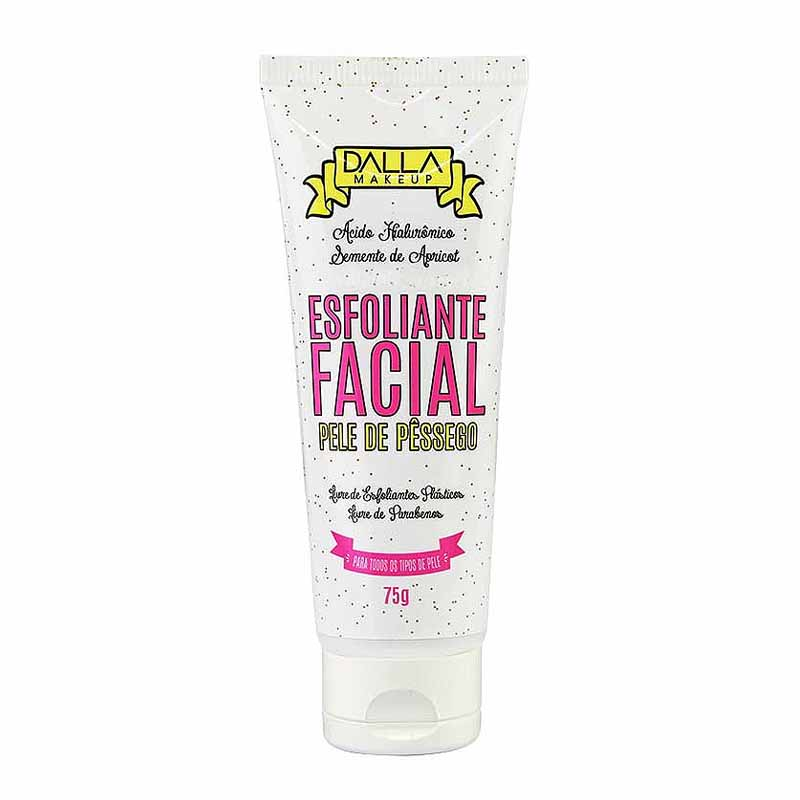 Dalla Make Up ESFOLIANTE FACIAL PELE DE PÊSSEGO