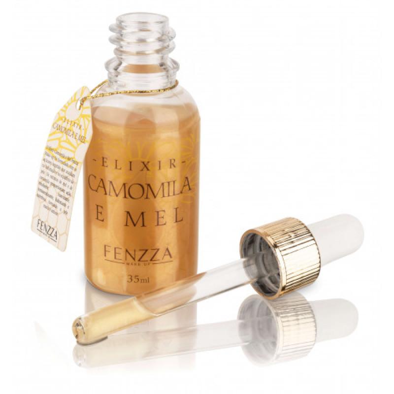 Elixir Camomila e Mel Fenzza Make Up
