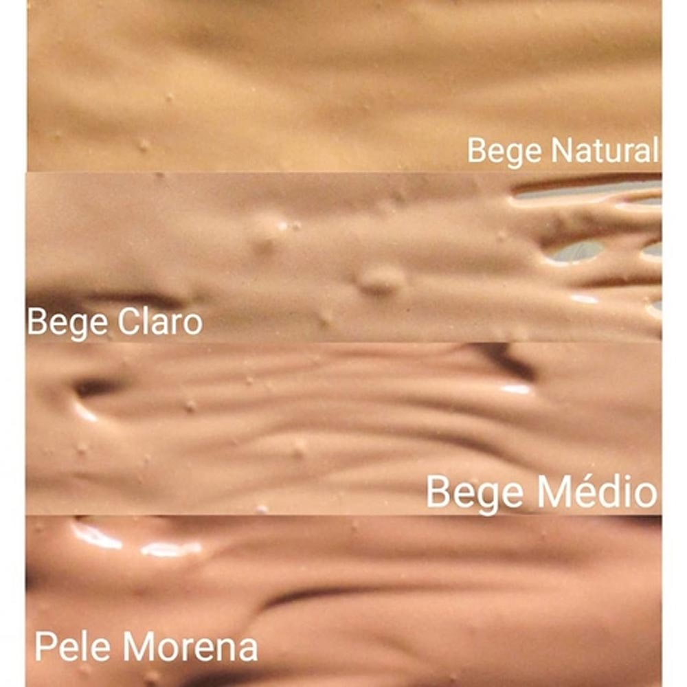 Fenzza Base Touch Me - Bege Natural