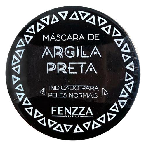 Fenzza MÁSCARA FACIAL DE ARGILA PRETA