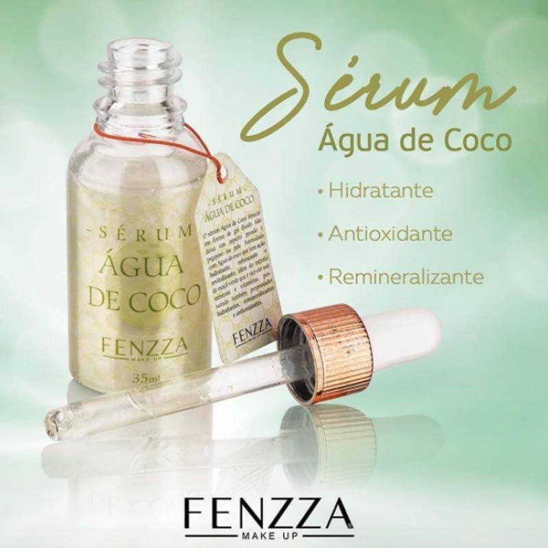 Fenzza Sérum Facial Água de Coco