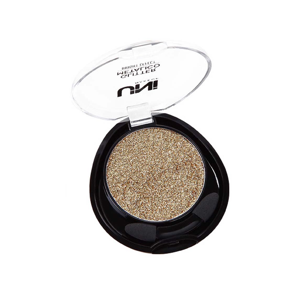 GLITTER METÁLICO BRIGHT EFFECT Uni Makeup-cor 03