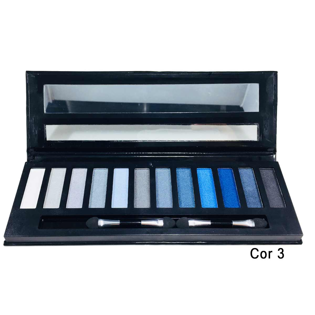 KIT DE SOMBRAS NUDE 3 CHARM COLLECTION Ruby Rose-cor 3