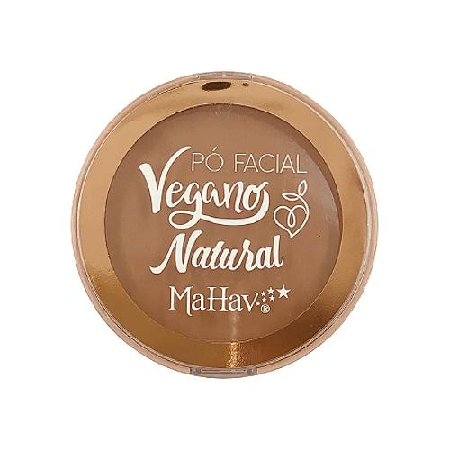 Mahav PÓ FACIAL VEGANO NATURAL 04