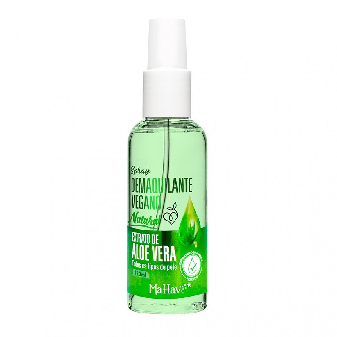 Mahav Spray Demaquilante Vegano Natural