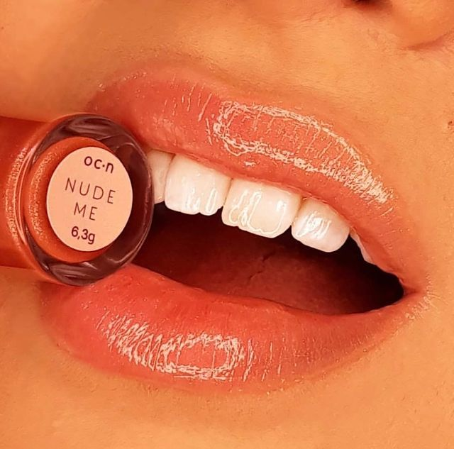 Mariana Saad Lip Gloss Nude Me Oce'ane