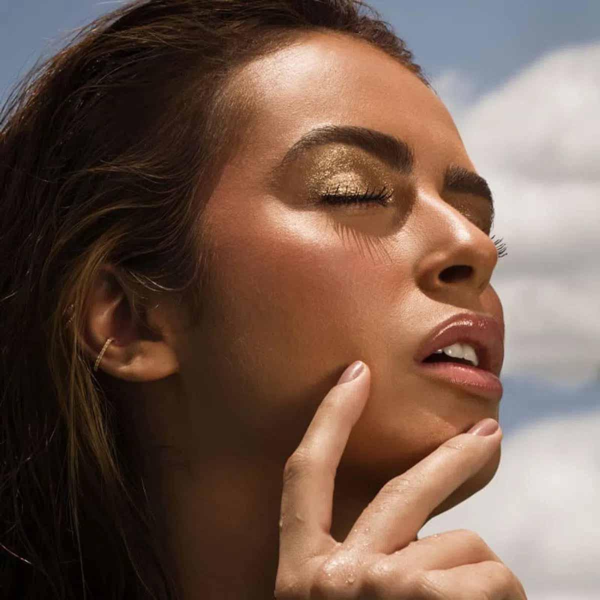Mariana Saad Sombra Líquida Shine & Glow Citrine By Oce'ane
