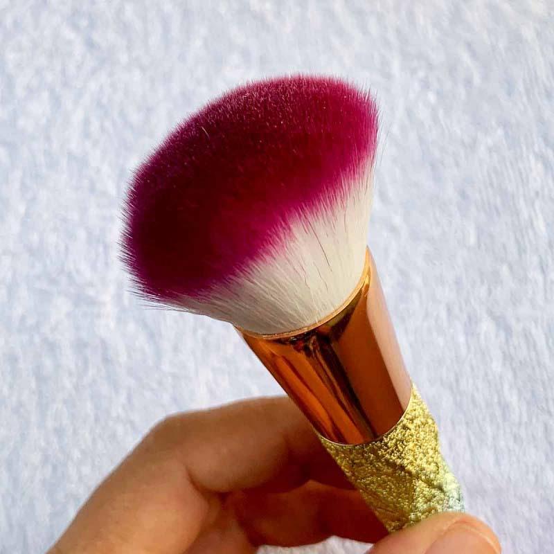 Miss Frandy Pincel Para Pó Ou Blush Linha Unicórnio Pm17-40102