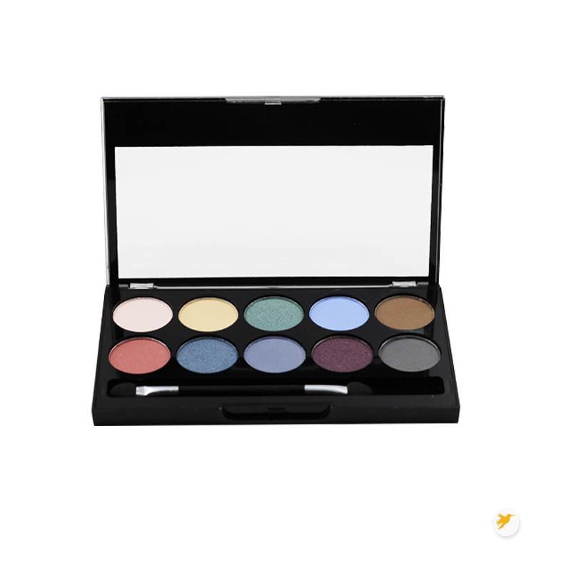 Paleta De Sombras Perfect Colors 10 Cores City Girls B