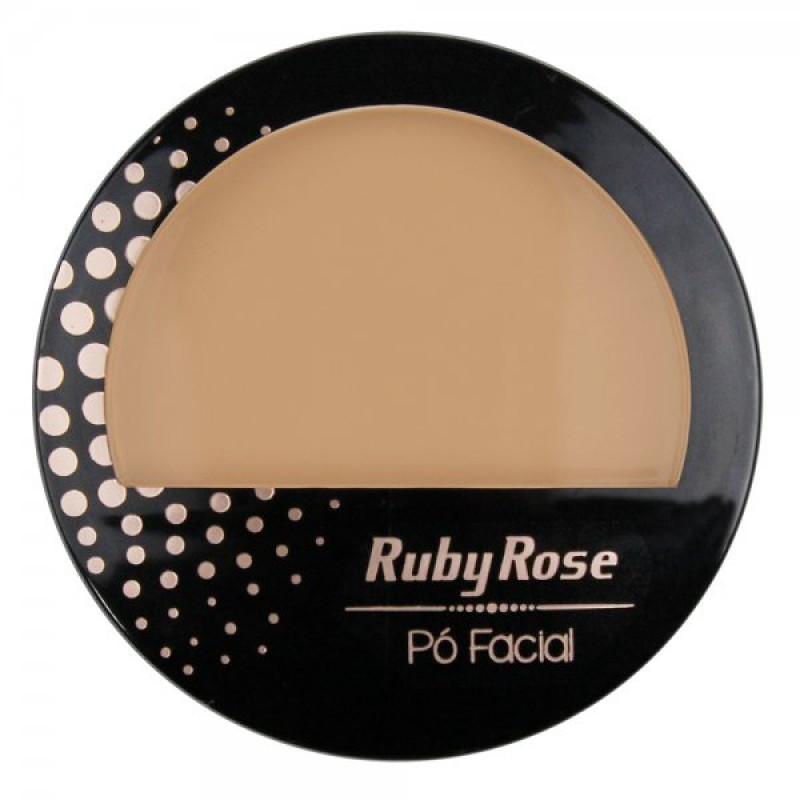 PÓ COMPACTO FACIAL Ruby Rose-PC01
