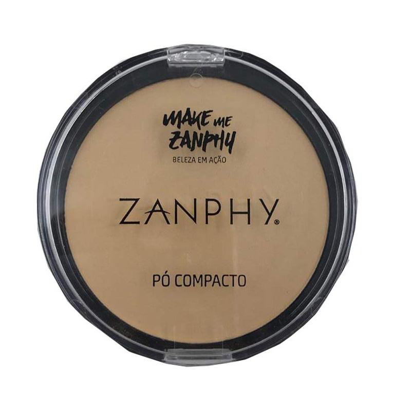 PÓ COMPACTO PARA SELAR MAQUIAGEM Zanphy -45