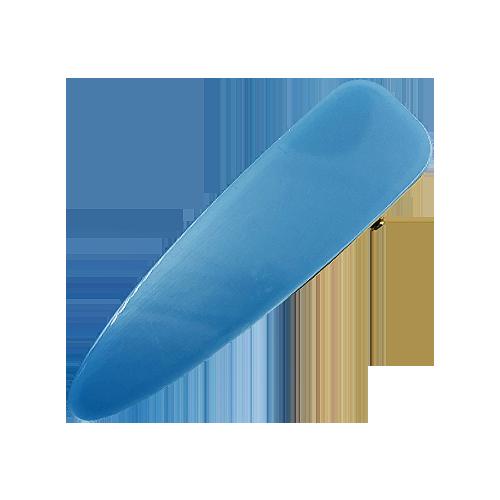 PRESILHA BICO DE PATO LISA Azul