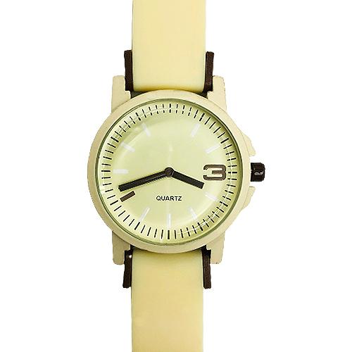 Relógio Feminino Bege