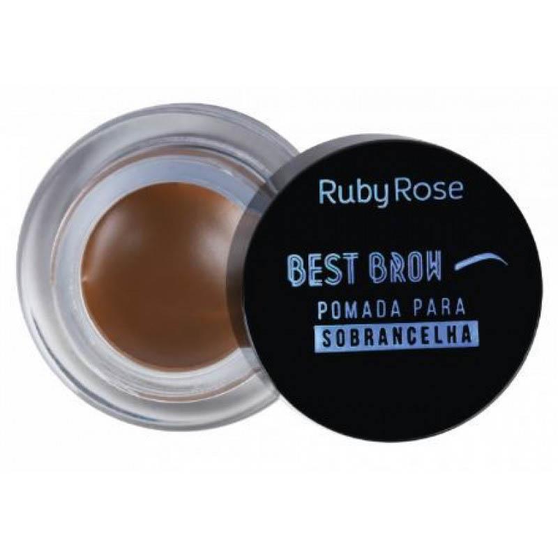 Ruby Rose POMADA PARA SOBRANCELHAS Light