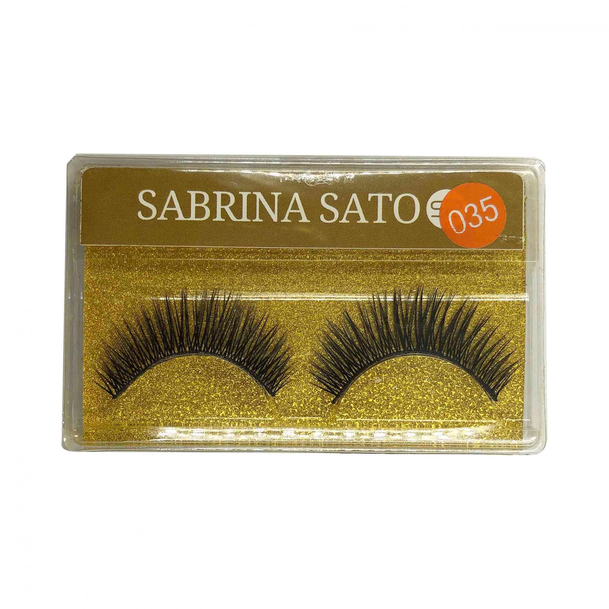Sabrina Sato Cílios Postiços 035