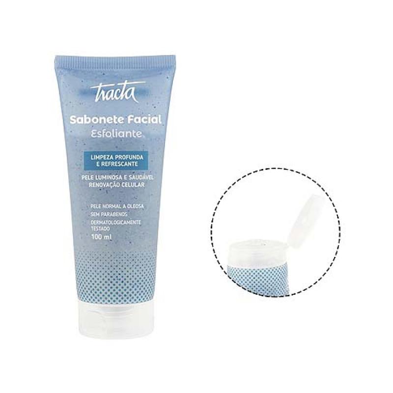 Tracta Sabonete Facial Esfoliante