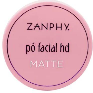 Zanphy PÓ FACIAL HD MATTE TRANSLÚCIDO