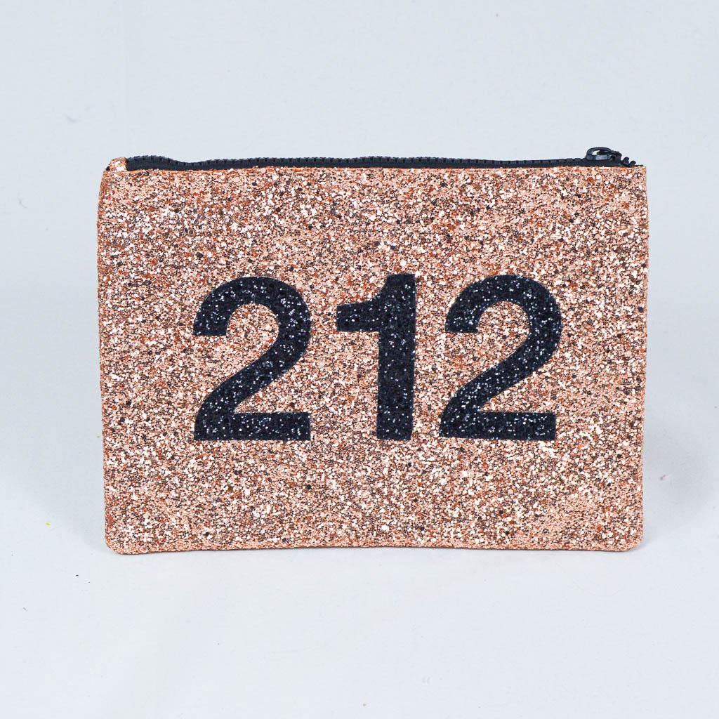 212 - CARTEIRA GLITTER