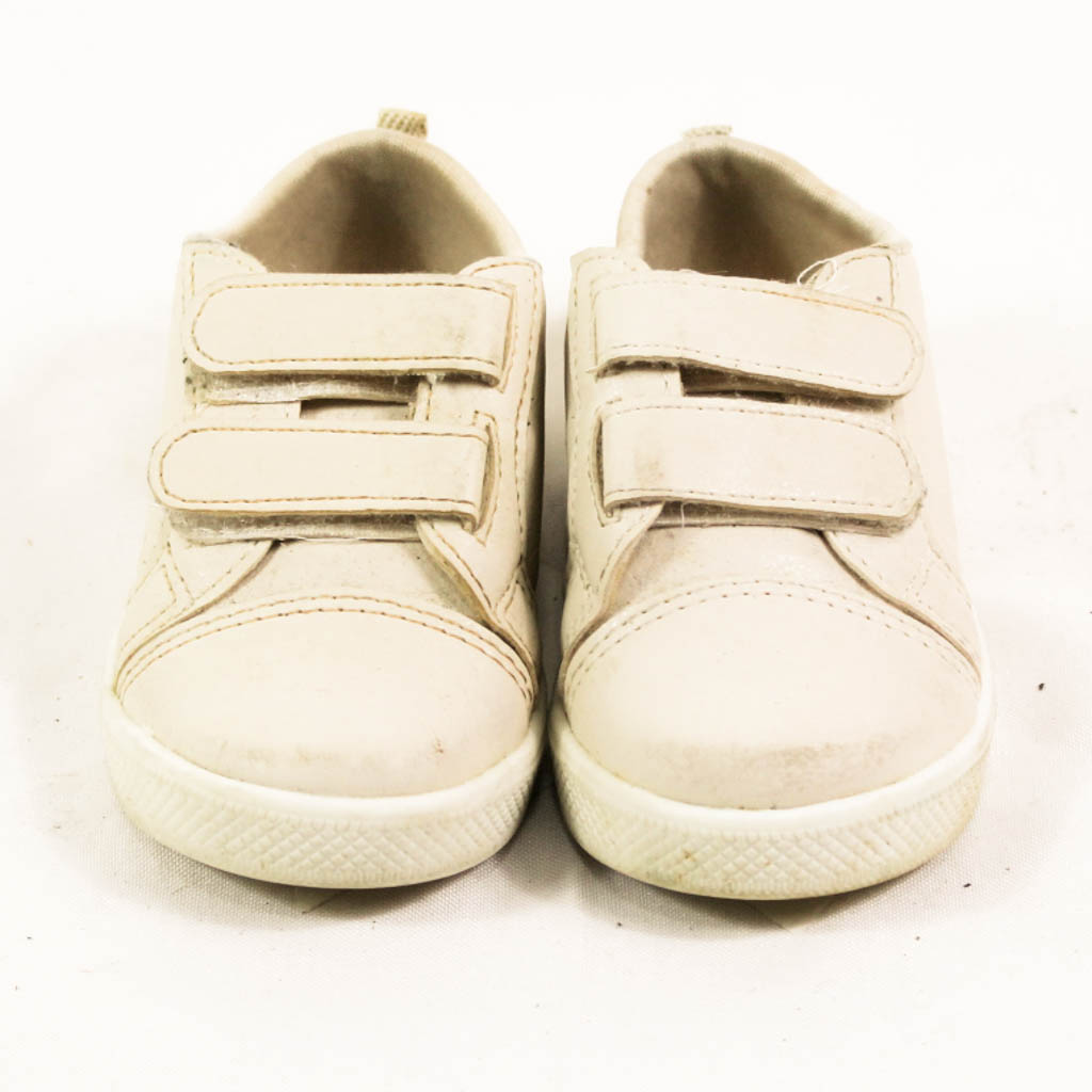 BABY CLUB - TÊNIS  INFANTIL BEGE