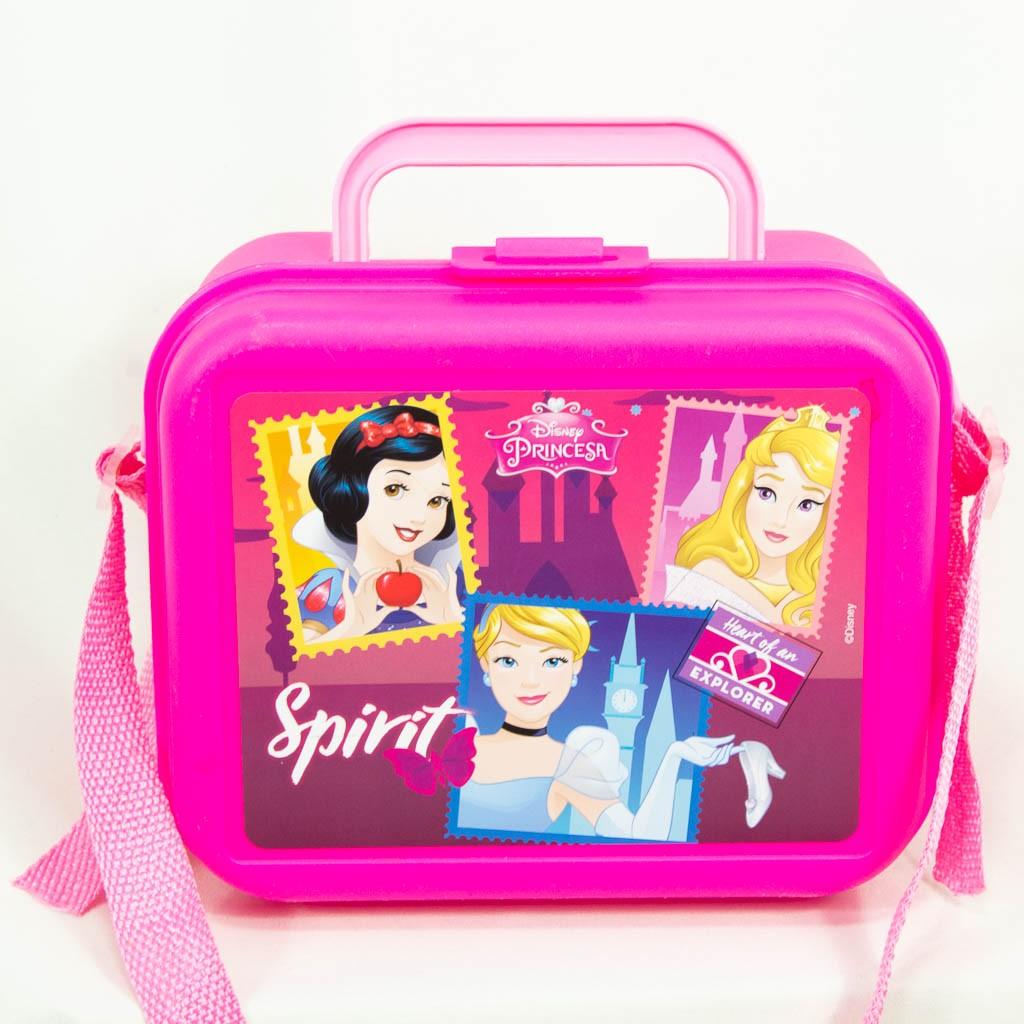 Disney- Lancheira rígida infantil princesas
