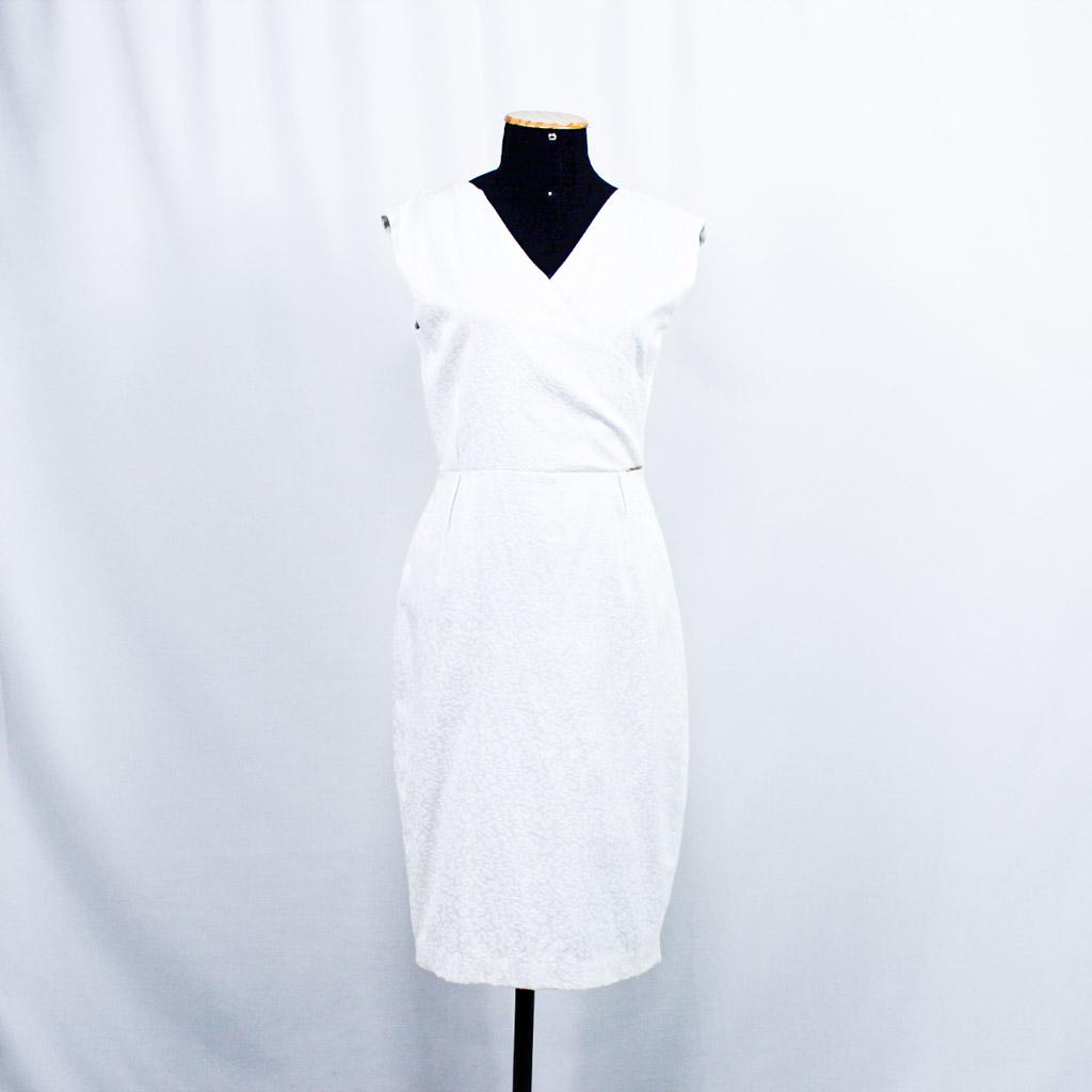 DONNA SORELLE - VESTIDO OFF WHITE