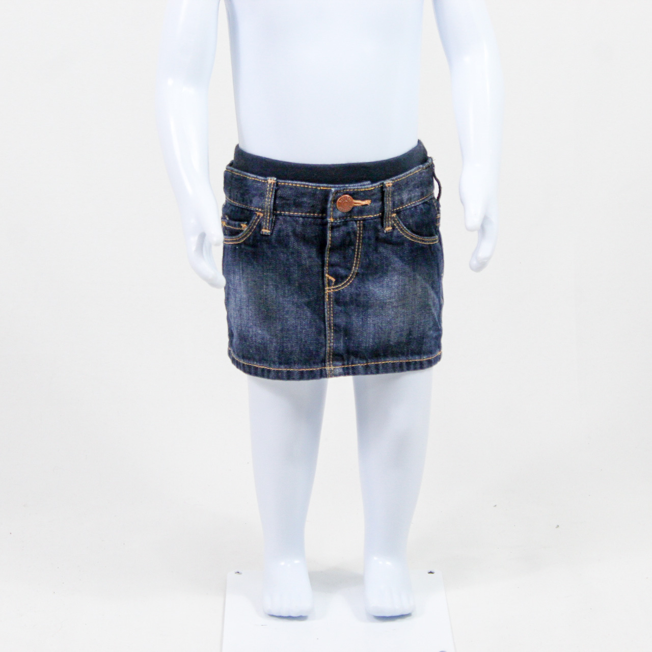 GAP- MINI SAIA JEANS