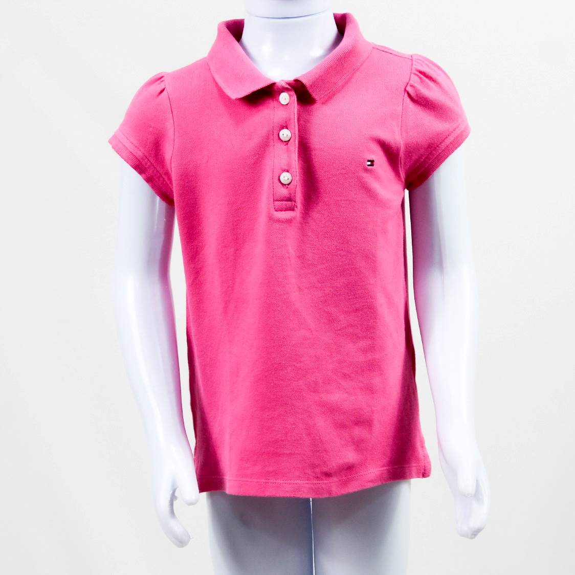 TOMMY HILFIGER - CAMISA POLO PINK