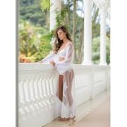 Robe Elle Branco